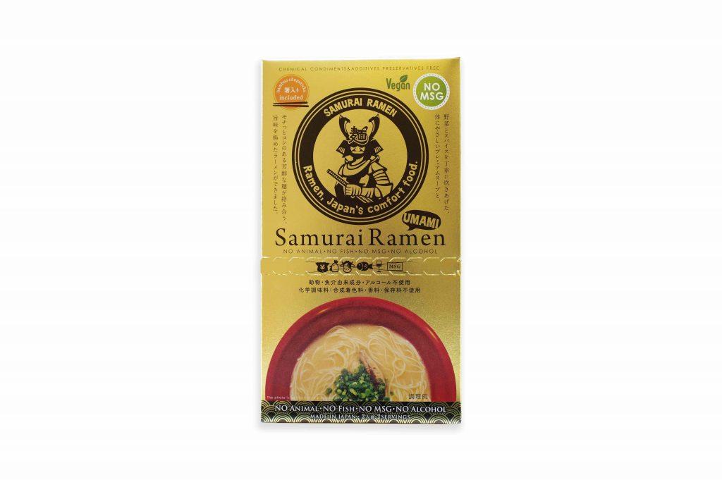 Samurai Ramen UMAMI パッケージ